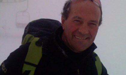 Gianpietro Pasqual Marsettin del soccorso Alpino la vittima di Bielmonte