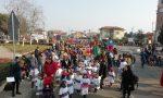 Quiz show e sfilata al Carnevale di Verrone FOTO