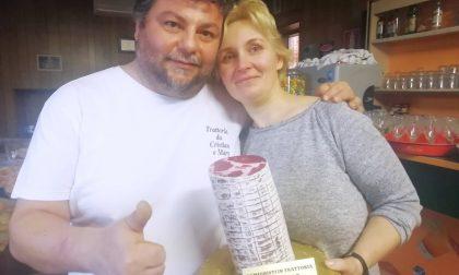 """Cris e Mery di Cossato vincono """"Camionisti in trattoria"""""""