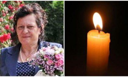 Muore a 61 anni , Donato in lutto per Nicoletta Resilia