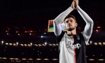 Juventus, calciatore positivo al Covid-19