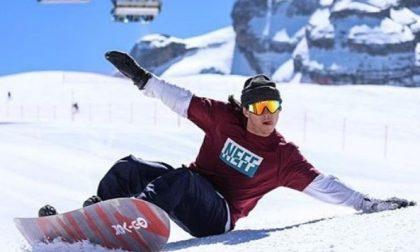 """""""Giro il mondo grazie allo snowboard"""""""