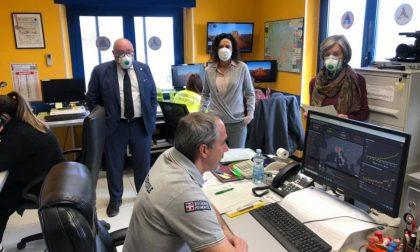 Terremoto nella Protezione Civile di Biella