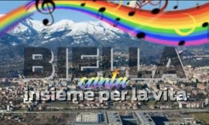 Biella canta per la vita- video da non perdere