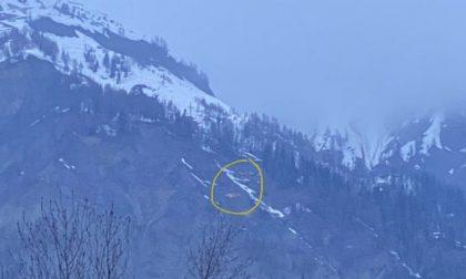 Voleva andare in Francia a piedi dal Monte Bianco: salvato dal Soccorso alpino