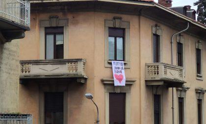 I flash-mob dai balconi arrivano a Biella