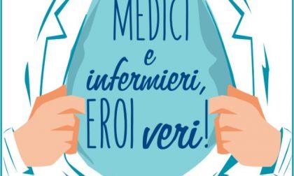 MEDICI E INFERMIERI: EROI VERI! Facciamo sentire il nostro sostegno a quelli di Biella SCRIVETECI