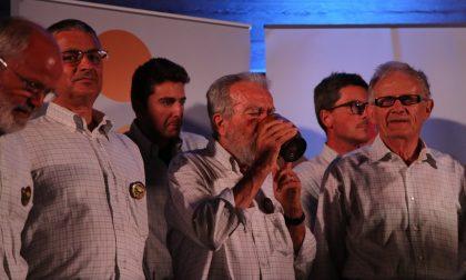 Addio a Ezio Micheletti, ex sindaco di Mottalciata e corista La Campagnola