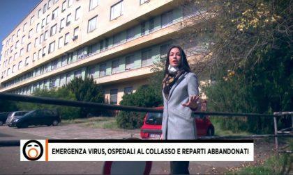 """Coronavirus, l'ex Degli Infermi tra gli ospedali """"sprecati"""": finisce in tivù"""