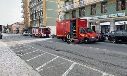 Signora sta male, i Vigili del fuoco cercano eventuali sostanze tossiche