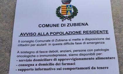 A Zubiena tutto il Consiglio comunale si mette a disposizione dei cittadini