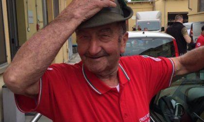 Croce Rossa di Cossato in lutto, è morto Renzo Rivardo