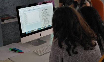 Didattica a distanza, dal comune un computer per le famiglie in difficoltà