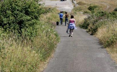 Fase 2: Jogging e passeggiate, attenzione. Un metro di distanza non basta
