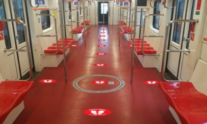 La fase 2 sui mezzi pubblici: ecco come sarà FOTO