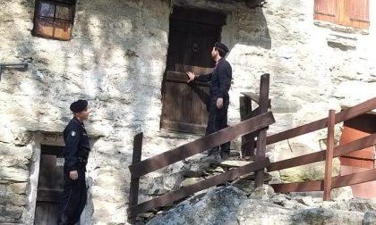 I risultati dei controlli sulle seconde case in alta Valle Cervo