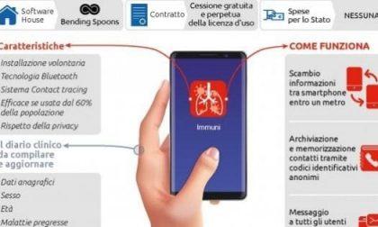 Immuni, la App sul telefonino (o braccialetti per gli anziani) per uscire di casa