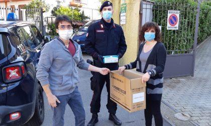 Consegnate 500 mascherine alla casa di riposo Gallo di Cossato