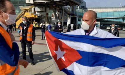 E' arrivata in Piemonte la squadra di 38 medici e infermieri cubani specializzati in emergenze – VIDEO