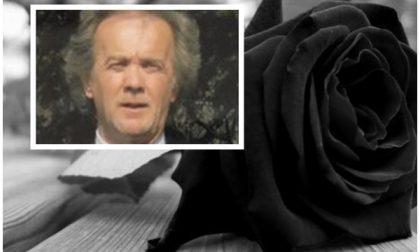Muore a soli 64 anni impiegato del Cordar di Biella Valentino Florio