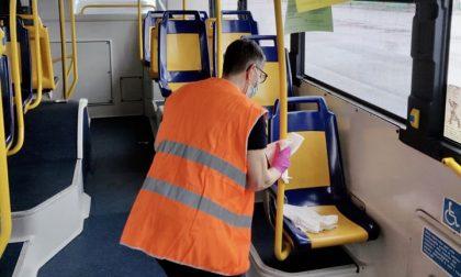 Bus urbano: sanificazione dei mezzi e nuove disposizioni per la fase 2