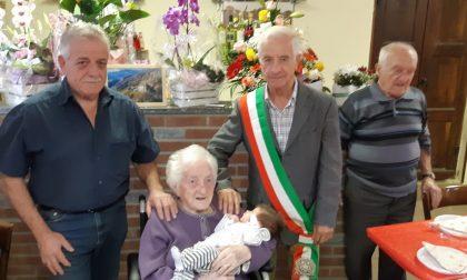 Addio a Ines, lattaia centenaria
