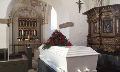 """La Diocesi di Biella agli impresari funebri: """"Sia provata la febbre a tutti coloro che partecipano ai funerali"""""""