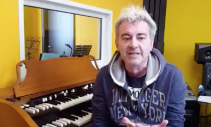 """Max Tempia sprona i colleghi musicisti: """"Questo è il tempo di unirsi"""""""