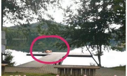 Sesso al lago Sirio, ecco cosa rischiano gli amanti focosi