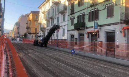 Dopo via Torino asfaltate entro giugno altre 7 strade. Ecco quali
