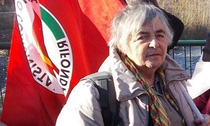 Rifondazione Comunista in lutto, è morta Giuseppina Bianchi