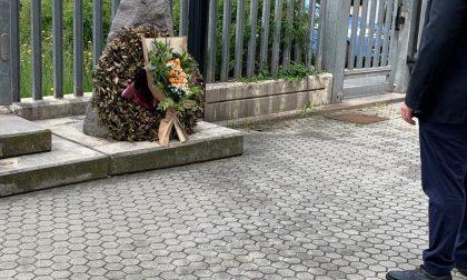 I poliziotti biellesi del Sap ricordano il collega ucciso a Napoli