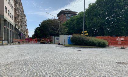 Cantieri stradali, da martedì riapre la Trossi