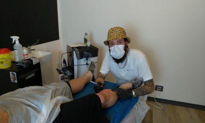 Via Casapound, ecco i tatuaggi
