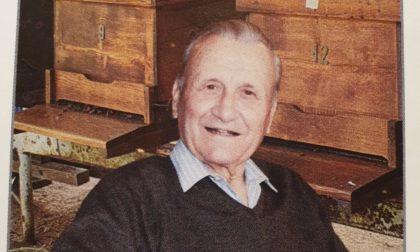 Addio all'apicoltore Renzo Borgatti