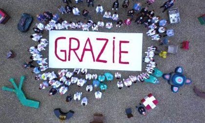 """""""Grazie"""", il VIDEO emozionante del personale sanitario dell'Asl Biella"""