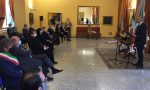 Biella ricorda le vittime del coronavirus