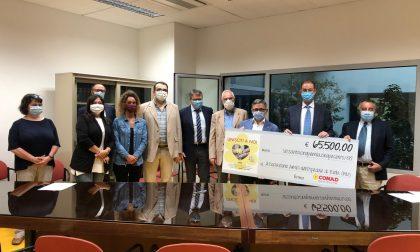 Conad, campagna solidale per l'ospedale di Biella da 65.500 euro