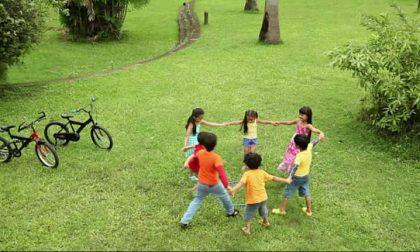 Giardini pubblici: riaperti i 29 parchi giochi presenti sul territorio comunale