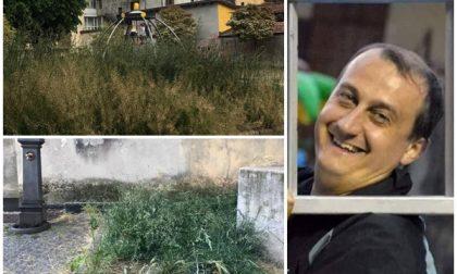 """Consigliere attacca la """"giunta del cambiamento"""" per le condizioni di Piazza del Monte"""