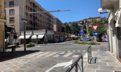 Cambia la viabilità fra via Amendola e via Pietro Micca