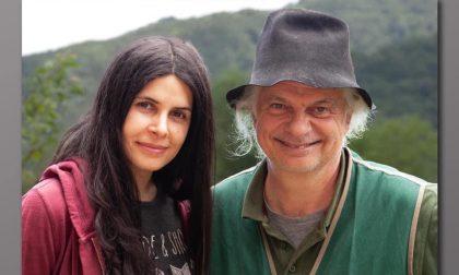 Stefania Nicolo, giovane scultrice che segue le orme del padre Bruno