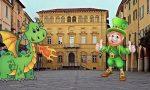 Giochi di ruolo in Piazza Cisterna