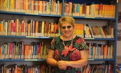 La storica bibliotecaria va in pensione