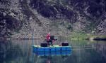 Concerto sull'acqua: Binetti torna al lago del Mucrone