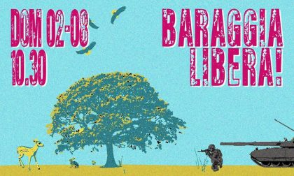 """Una passeggiata per la """"Baraggia libera"""" domenica 2 agosto"""