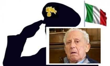 Domani il funerale del maresciallo Pietro Vetrò