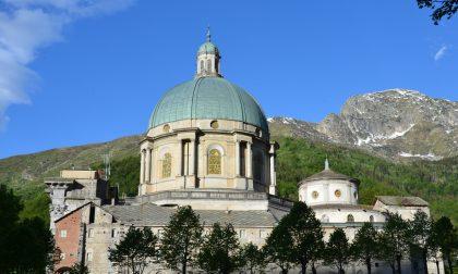 Oropa, domenica 30 agosto riapre la Basilica Superiore, con messa del vescovo Roberto