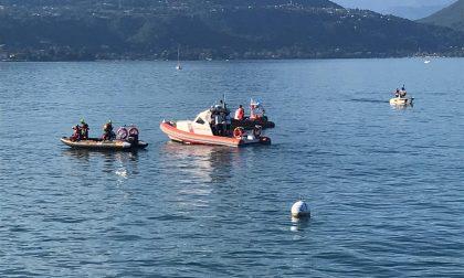 Giovane annega nel Lago Maggiore