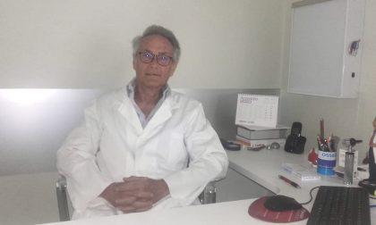 Il dottor Dario Piale va in pensione